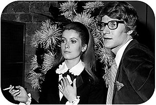 YSL and Deneuve