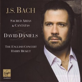 David Daniels front cover