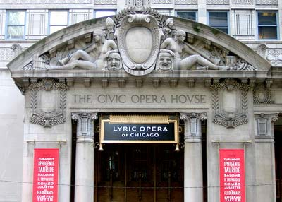 Civic Opera House 1
