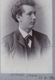 Richard Strauss 1886