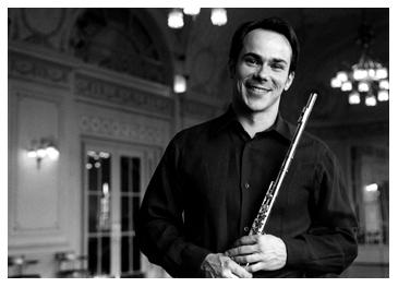 Mathieu Dufour, Prinicpal Flute for CSO