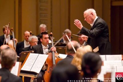 Haitink CSO Mahler 9 June 2
