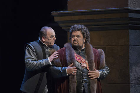 Ken howard otello 2013